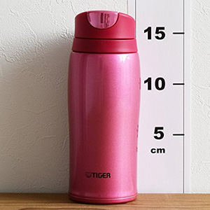 Tiger虎牌 MCB-H036 大肚杯0.36L 枚红色