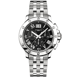 RAYMOND WEIL蕾蒙威 Tango系列 4899-ST-00208 男士时装腕表