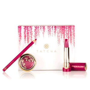 Tatcha Beautyberry新款限量唇彩套装