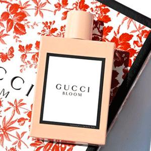 Gucci Bloom 新款花园香水 3.3oz大瓶装