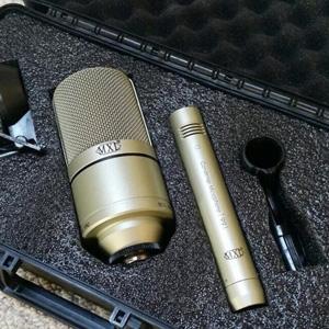 MXL 麦克思乐 990/991 录音电容话筒套装