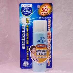 ROHTO乐敦 Skin Aqua防晒喷雾 无香型 SPF50+ PA++++