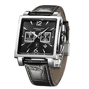 HAMILTON汉米尔顿 Jazzmaster H32666535 男士机械腕表