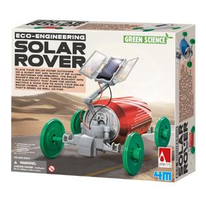 4M 易拉罐太阳能动力车
