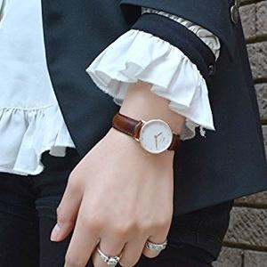 Daniel Wellington 0900-03DW 女士镶钻时装腕表 三款可选