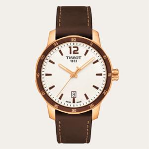 TISSOT 天梭 Quickster系列T095.410.36.037.00男士时装腕表