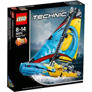 降价!LEGO 乐高 科技机械组42074 竞赛帆船
