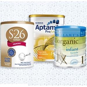 澳洲PharmaDeal中文站婴幼儿奶粉专场 低至19.99澳元