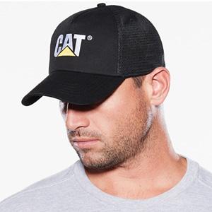 Caterpillar 男士经典棒球帽