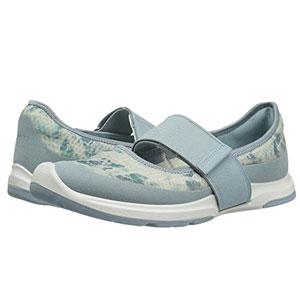 ECCO 爱步 BIOM 健步集训系列 女士玛丽珍轻巧休闲鞋