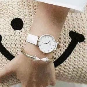 D W DW00100190 女士时装手表