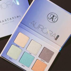 Anastasia Beverly Hills AURORA GLOW欧若拉金属高光盘6色