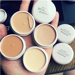 Shiseido资生堂 SPOTSCOVER 遮瑕膏 20g 多色可选