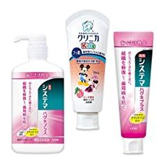 日亚春日祭促销LION狮王 牙膏/牙刷/漱口水等闪购专场
