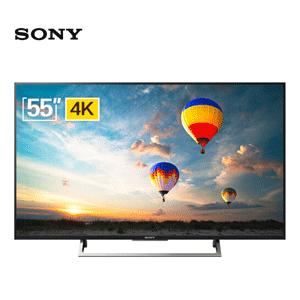 SONY索尼 KD-55X8066E 55英寸 4K液晶电视