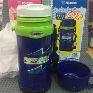 ZOJIRUSHI象印 SC-MC60 保温杯 600ml 蓝色款