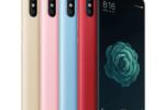 新品发售:MI 小米6X 全网通 智能手机 4GB+64GB
