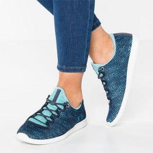 ECCO 爱步 Sense 森斯系列 女士系带休闲鞋