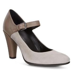 ECCO爱步 Shape 75 Round MJ 高跟女鞋