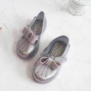 Mini Melissa梅丽莎classic baby II蝴蝶结儿童鞋