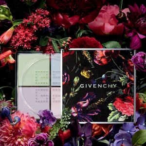 Givenchy 纪梵希2018年春季花卉限量四宫格散粉