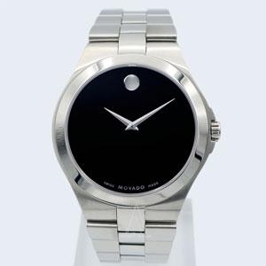 Movado摩凡陀Collection系列 0606555 男士时装腕表