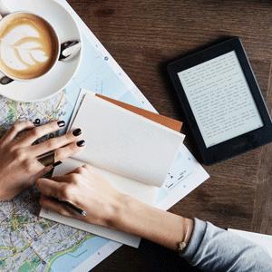 Amazon亚马逊 Kindle Paperwhite 3 电子书阅读器