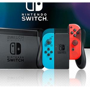 Nintendo任天堂 Switch 游戏主机