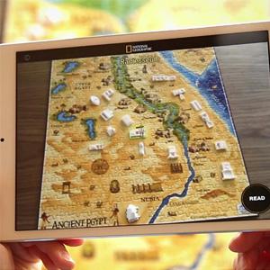 4D Cityscape 4D古埃及立体拼图