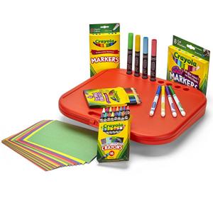 Crayola绘儿乐 便携式绘画工具套装