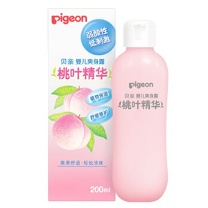 【断货】Pigeon 贝亲桃子水 200ml*2件