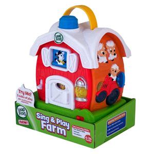 降价!LeapFrog跳跳蛙 欢唱农场玩具