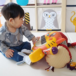 亚马逊中国 B.toys玩具Prime品牌日 下单额外7折