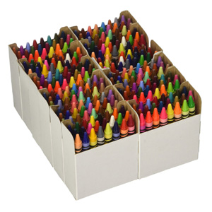 Crayola绘儿乐 混色蜡笔 288支装