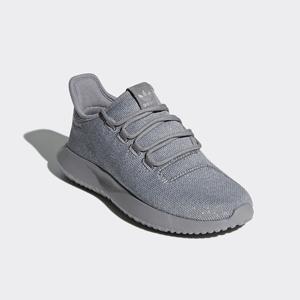 Adidas Tubular Shadow大童灰色款小椰子