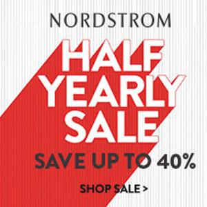 预告!Nordstrom年中促销  时尚服饰、鞋包低至6折