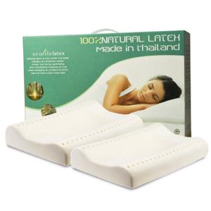 Ecolifelatex伊可莱 PT3M+PT3S 平滑高款+平滑低款 乳胶枕