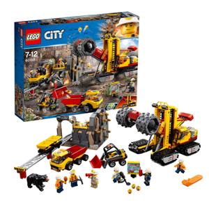 Lego乐高 益智玩具城市金公子开采竞技场 60188