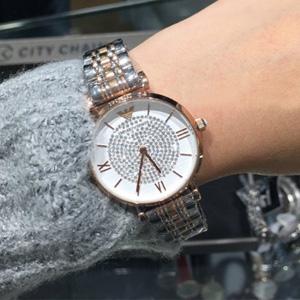 Emporio Armani阿玛尼 AR1926 满天星女士时尚腕表