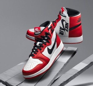 "Air Jordan 1 Rebel XX OG""Chicago""配色女鞋"