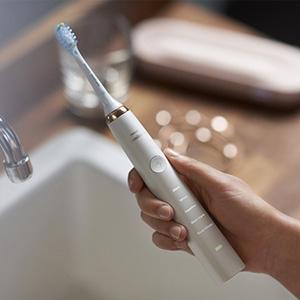 Philips飞利浦 Sonicare 第三代旗舰款钻石牙刷