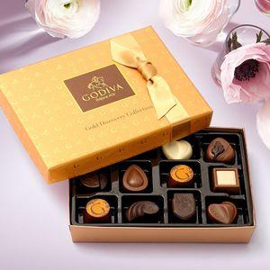 Godiva歌帝梵Memorial Day精选巧克力礼盒低至8折促销