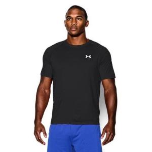 Under Armour安德玛 UA Tech 男士健身速干短袖T恤