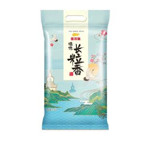 金龙鱼 臻选长粒香大米 5kg *2件