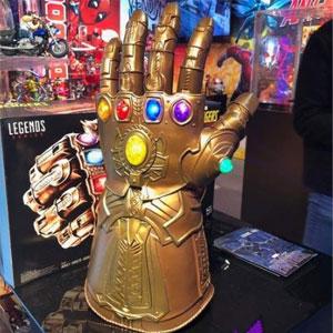Marvel Legends 灭霸 无限手套
