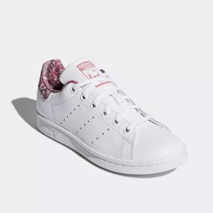 Adidas阿迪达斯 Stan Smith大童樱花限量版
