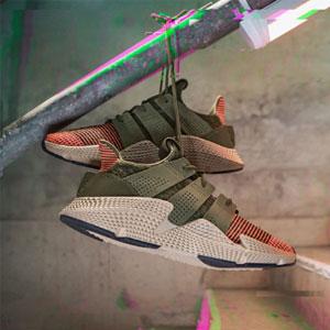 王嘉尔同款!adidas 阿迪达斯Originals PROPHERE 中性款跑鞋