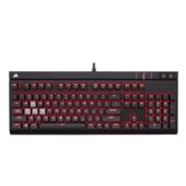 CORSAIR美商海盗船 STRAFE 惩戒者 机械键盘 红轴