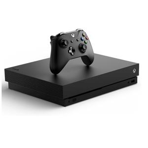 Microsoft微软 Xbox One X 1TB 游戏主机