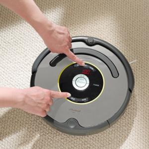 闪购!iRobot Roomba 651 智能扫地机器人+Braava 381 拖地机器人 赠Oral-B电动牙刷
